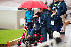 Natasha Baker, (GBR) - Team Competition Grade Ib Para Dressage - Alltech FEI World Equestrian Games™ 2014 - Normandy, France.<br /> © Hippo Foto Team - Jon Stroud <br /> 25/06/14