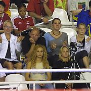 2. WOMEN'S WORLD BOXING CHAMPIONSHIPS.<br /> Swede's players . Dilek Sabanci Sport Hall Antalya/Turkey<br /> Photo by Aykut AKICI/TurkSporFoto