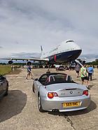 British Airways Landor Boeing 747 Experience Day Dunsfold Park Aerodrome