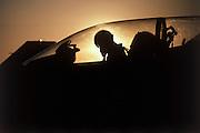 F-16B pilot