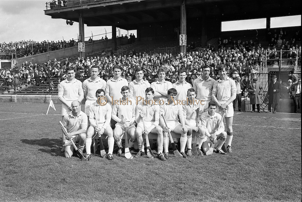 16/04/1967<br /> 04/16/1967<br /> 16 April 1967<br /> National Hurling League: Clare v Dublin at Croke Park, Dublin. <br /> The Dublin team who won the National Hugling League match.