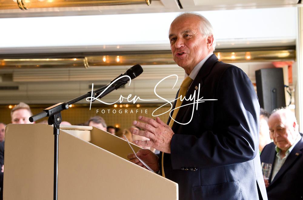 SCHEVENINGEN  (Den Haag) - Leandro Negre, president FIH. FIH bijeenkomst . COPYRIGHT KOEN SUYK