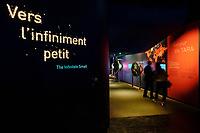France, Manche (50), Cherbourg-Octeville, Cité de la Mer, scénographie l'Océan du Futur // France, Normandy, Manche department, Cherbourg-Octeville, scenography the Ocean of the Future