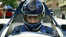 RELEASE DATE: May 7, 2010 <br /> MOVIE TITLE: Iron Man 2 <br /> STUDIO: Paramount Pictures <br /> DIRECTOR: Jon Favreau<br /> PLOT: Billionaire Tony Stark must contend with deadly issues involving the government, his own friends, as well as new enemies due to his superhero alter ego Iron Man <br /> PICTURED: ROBERT DOWNEY JR. as Tony Stark <br /> (Credit Image: © Paramount Pictures/Entertainment Pictures/ZUMAPRESS.com)