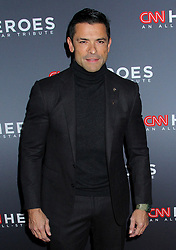 12th Annual CNN Heroes: An All-Star Tribute held at the Museum of Natural History on December 9, 2018 in New York City, NY Steven Bergman/AFF-USA.COM. 09 Dec 2018 Pictured: Mark Consuelos. Photo credit: Steven Bergman / AFF-USA.COM / MEGA TheMegaAgency.com +1 888 505 6342