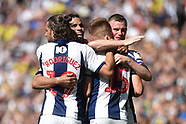 West Bromwich Albion v Bolton Wanderers 040818