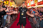 USA Sevens 2016 - Opening Ceremonies and Parade of Nations at Fremont Street Experience