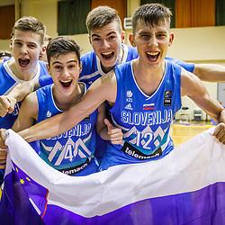 20190731: GRE, Basketball - FIBA U18 European Championship Volos 2019, Netherlands vs Slovenia