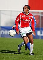 Paul Olausson, Kongsvinger. <br /> <br /> Fotball: Kongsvinger - Aalesund 2-2 (5-2 e. straffer). NM 2004 herrer, 3. runde. 8. juni 2004. (Foto: Peter Tubaas/Digitalsport.