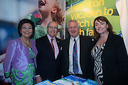 21/1/16  US Ambassador Kevin O'Malley at the Visit Florida stand at the Holiday World Show in the RDS in Dublin. Picture: Arthur Carron
