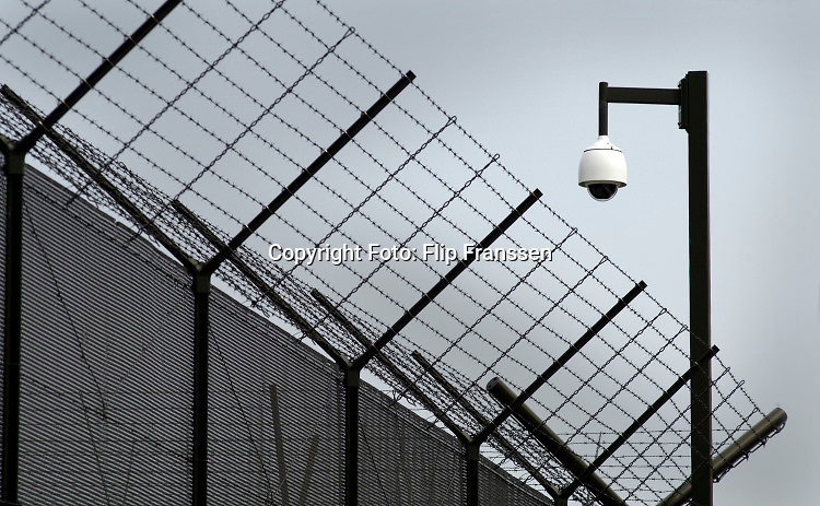 Nederland, Nijmegen, Ingang van de Pompekliniek. Verlof, proefverlof, tbs inrichting, kliniek, psychiatrie, zwaar geweldsmisdijf, moord, moordenaar, behandeling, ontsnappen, ontsnapping, maatschappelijke onrust.Foto: Flip Franssen