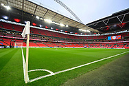 General view inside Wembley Stadium before the UEFA European 2020 Qualifier match between England and Czech Republic at Wembley Stadium, London, England on 22 March 2019.