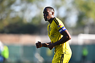 Lucas Akins (10) of Burton Albion during the EFL Sky Bet League 1 match between Plymouth Argyle and Burton Albion at Home Park, Plymouth, England on 20 October 2018.