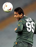 Fotball 2004/2005<br /> Foto: SBI/Digitalsport<br /> NORWAY ONLY<br /> <br /> Roma v Siena<br /> 19/11/2004<br /> <br /> Ahmed Hossam Mido