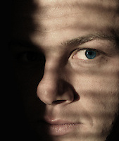 Portrett av mann, portrait of a man