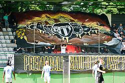 football match between ND Mura and ND Drava Ptuj in Round #29 of 2.SNL 2017/18 on May 19, 2018 in Mestni stadion Fazanerija , Murska Sobota , Slovenia. Photo by Mario Horvat / Sportida