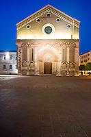 VICENZA, CENTRO STORICO, CHIESA TEMPIO DI SAN LORENZO, VENETO, ITALIA