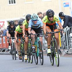01-09-2017: Wielrennen: Boels Ladies Tour: Weert: Janneke Ensing