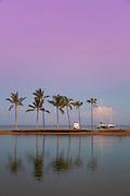 Anaeho' Omalu Bay Big Island of Hawaii
