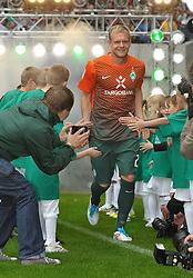 24.07.2011, Weserstadion, Bremen, GER, 1.FBL, Werder Bremen Tag der Fans 2011, im Bild Andreas Wolf (Bremen #23)..// during the day of fans on 2011/07/24,  Weserstadion, Bremen, Germany..EXPA Pictures © 2011, PhotoCredit: EXPA/ nph/  Frisch       ****** out of GER / CRO  / BEL ******