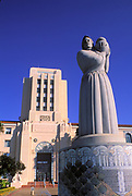 San Diego City and County Administration Building, Embarcadero, San Diego, California (SD)