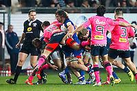 Jules PLISSON - 19.12.2014 - Grenoble / Stade Francais - 13eme journee de Top 14 -<br />Photo : Jack Robert / Icon Sport