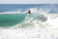 July 19, 2017 - Jordy Smith of South Africa will resurf his Round Five heat of the Coronoa Open J-Bay against Conner Coffin of the USA.  Coffin rode a long deep barrel which was only scored as a 6.90 point ride due to insufficient footage at the time.  After reviewing further footage it showed the score would have been higher than a 6.90 point ride which at the time would have change the mood and heat strategy.  The commissioners office deliberated what their options and the decision for a resurf was made...Corona Open J-Bay, Eastern Cape, South Africa - 19 Jul 2017. (Credit Image: © Rex Shutterstock via ZUMA Press)