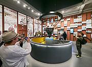 """FREESPACE - 16th Venice Architecture Biennale. Russia, """"STATION RUSSIA""""."""