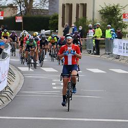 01-05-2021: Wielrennen: Elsy Jakobs : Luxembourg:  <br />Emma Nosgaard