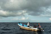 Local shark fishermen<br /> Quetzalito<br /> Guatemala<br /> Central America