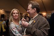 MIRIAM BREMER; ALEX BREMER, Charity Gala Reception in aid of the Neuroblastoma Society, Bada Antiques and Fine art Fair. Duke of York Sq.  Sloane Sq. London. 19 March 2014.