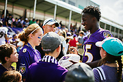 July 28, 2019<br /> Baltimore Ravens Training Camp at the headquarters.