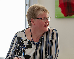 Pictured: Girlguiding Scotland Chief Executive officer Denise Spence,<br />