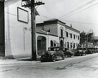 1929 Tec-Art Studios Clinton St. entrance