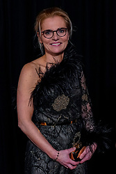 18-12-2019 NED: Sports gala NOC * NSF 2019, Amsterdam<br /> The traditional NOC NSF Sports Gala takes place in the AFAS in Amsterdam / Sarina Wiegman