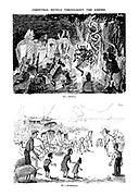 Christmas Revels Throughout the Empire. III. - Africa. IV. - Australia.