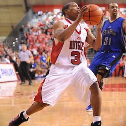NCAA Basketball - Seton Hall at Rutgers - Feb 8, 2009