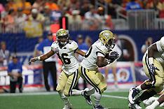 Georgia Tech v Tennessee - Game Bulk Images