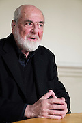 """Michelangelo Pistoletto <br /><br />Artist (born 25 June 1933) is an Italian painter, action and object artist, and art theorist. Pistoletto is acknowledged as one of the main representatives of the Italian Arte Povera. His work mainly deals with the subject matter of reflection and the unification of art and everyday life in terms of a Gesamtkunstwerk<br /><br />In 1996, he founded the art city Cittadelarte – Fondazione Pistoletto in a discarded textile factory near Biella. Its objective, in brief, is """"to inspire and produce a responsible change in society by means of creative ideas and projects."""" Nowadays Pistoletto is particularly concerned with environmental issues, and to develop awareness about using only what we need and to create awareness about over consumption."""