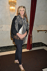 MARTHA FIENNES at the UK Premiere of The Uncondemned hosted by Women for Women International at BAFTA, 195 Piccadilly, London on 2nd November 2016.
