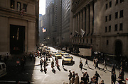 Wall Street New York
