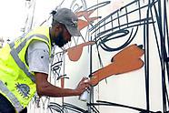 Street Artist Nathan Bowen