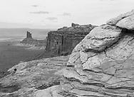 The Desert landscape of Canyonlands National Park in autumn, Utah, USA