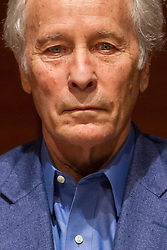 May 20, 2017 - Italy - American writer Richard Ford portrayed during 2017 Turin Book Fair (Credit Image: © Marco Destefanis/Pacific Press via ZUMA Wire)