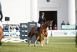 ORSCHEL Cassandra (POL), Acanthya<br /> Redefin - Pferdefestival 2018<br /> Grosse Tour Preis der Drewke Group<br /> 04. Mai 2018<br /> www.sportfotos-lafrentz.de/Stefan Lafrentz