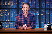 """June 08, 2021 - NY: NBC's """"Late Night With Seth Meyers"""" - Episode 1156A"""