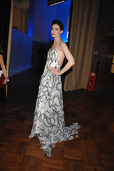 ERIN O'CONNOR at the British Fashion Awards 2007 held at the Royal Horticultural Halls, Vincent Square, London on 28th November 2007.<br />