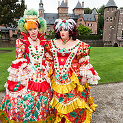 NLD/Utrecht/20180912 - Cast presentatie The Christmas Show 2018, Pip Pellens en Esmee van Kampen