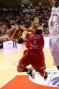 DESCRIZIONE : Pistoia Lega serie A 2013/14  Giorgio Tesi Group Pistoia Pesaro<br /> GIOCATORE : pecile andrea<br /> CATEGORIA : passaggio<br /> SQUADRA : Pesaro Basket<br /> EVENTO : Campionato Lega Serie A 2013-2014<br /> GARA : Giorgio Tesi Group Pistoia Pesaro Basket<br /> DATA : 24/11/2013<br /> SPORT : Pallacanestro<br /> AUTORE : Agenzia Ciamillo-Castoria/M.Greco<br /> Galleria : Lega Seria A 2013-2014<br /> Fotonotizia : Pistoia  Lega serie A 2013/14 Giorgio  Tesi Group Pistoia Pesaro Basket<br /> Predefinita :