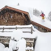 Henri Kuokkanen, Les Marecottes, Switzerland